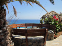 Photo of Mochlos Mare Apartments, relax area